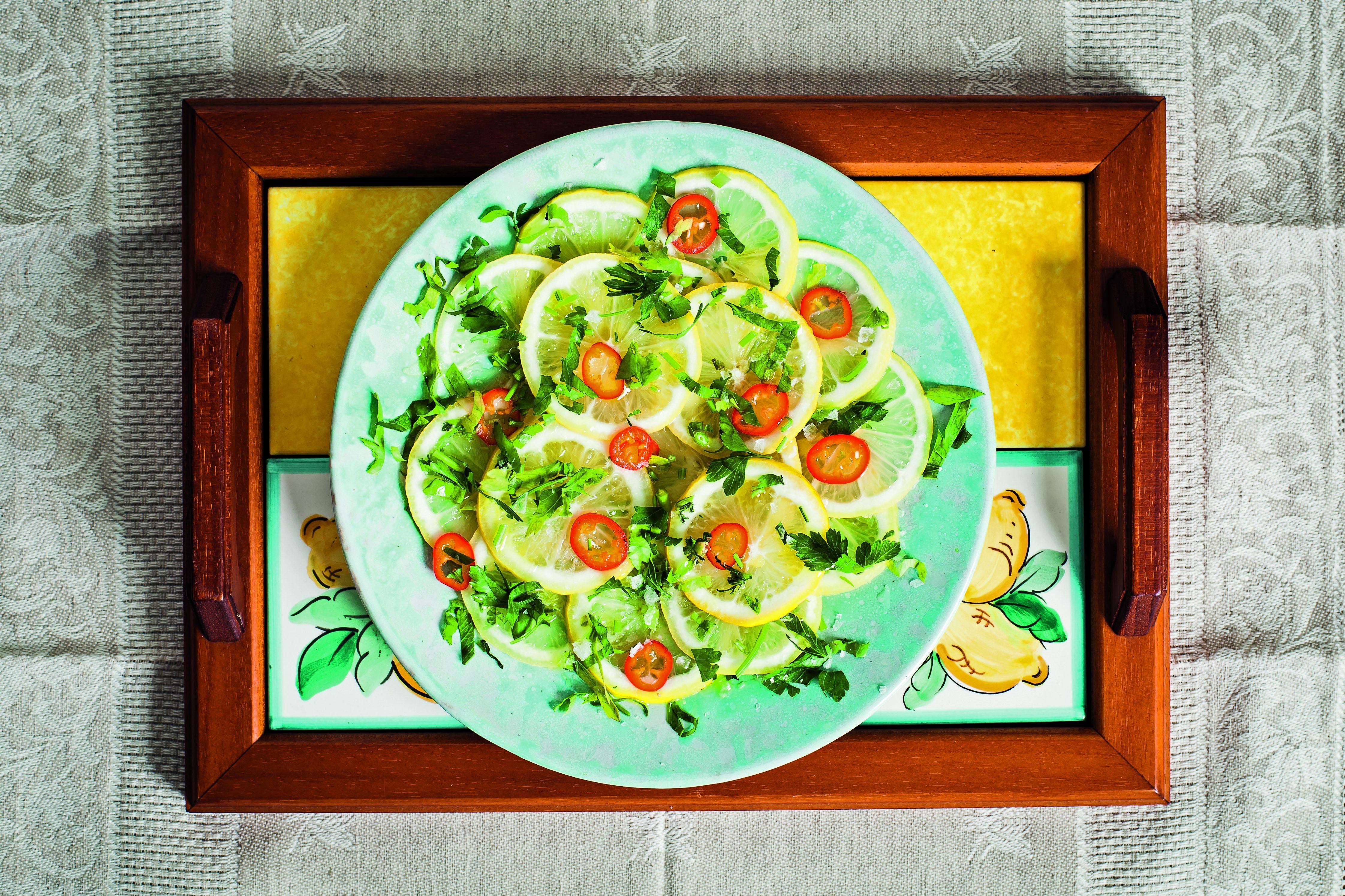 185 Lemon salad